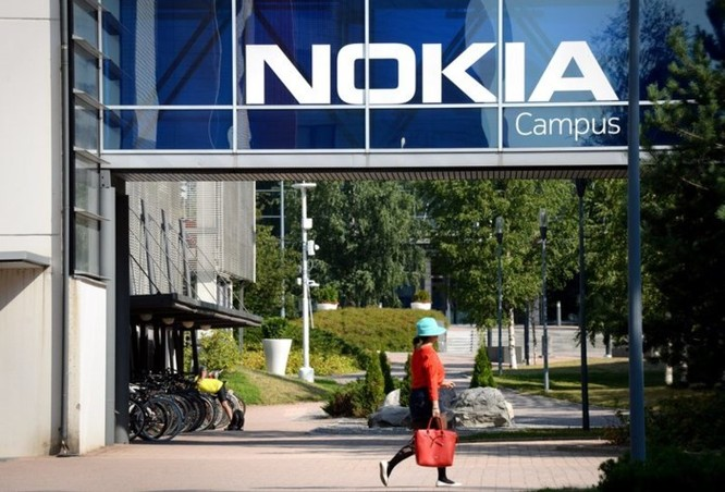 Lợi nhuận Nokia giảm mạnh ảnh 1