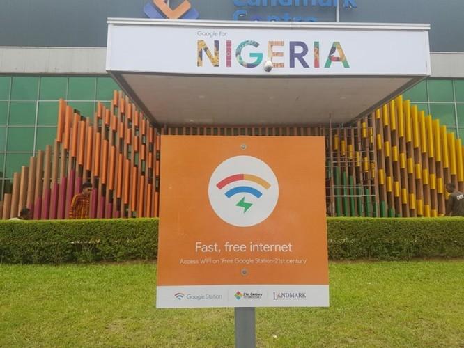 Google khai trương mạng WiFi miễn phí ở Nigeria ảnh 1