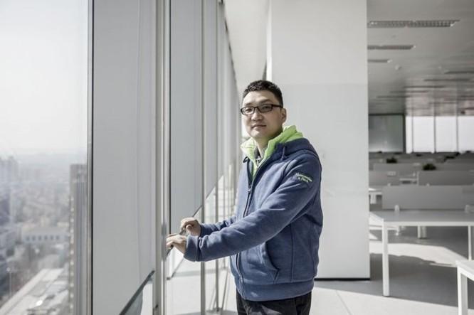 Nhân viên cũ của Google trở thành người giàu thứ 12 Trung Quốc ảnh 1