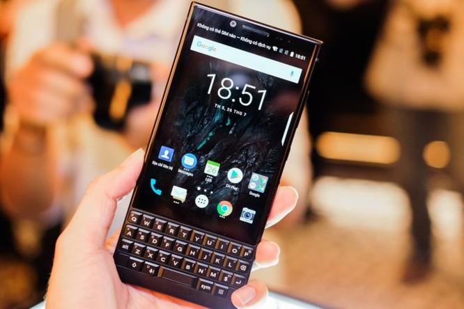 Blackberry Key2 ra mắt với mức giá 16,9 triệu đồng ảnh 1