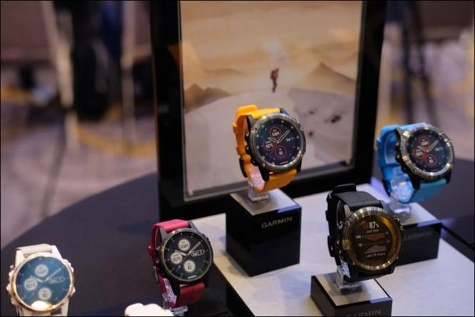 Garmin giới thiệu dòng sản phẩm fenix 5 Plus cao cấp tại Việt Nam, giá từ 19,49 triệu đồng ảnh 1