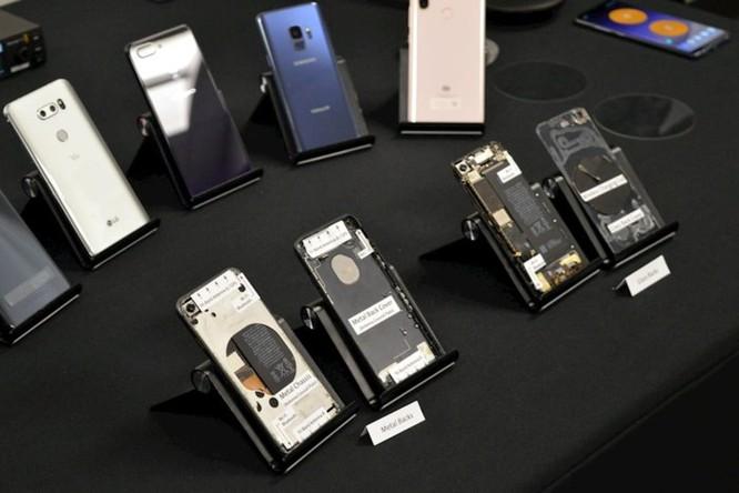 Corning giới thiệu Gorilla Glass 6 cứng gấp đôi Gorilla Glass 5 ảnh 1