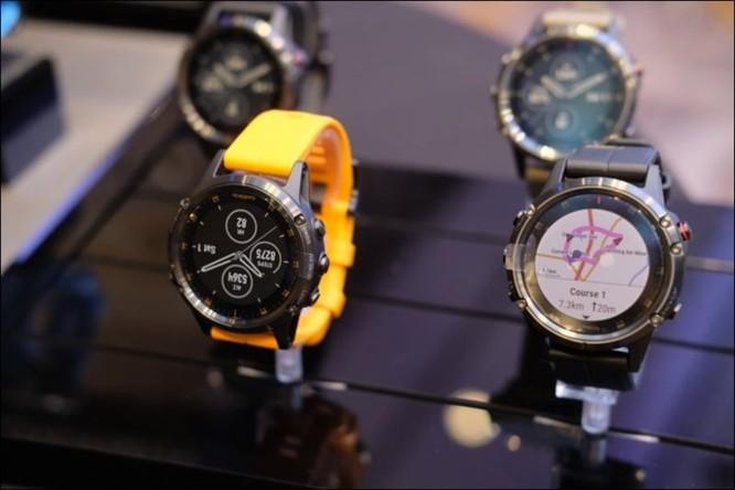 Garmin giới thiệu dòng sản phẩm fenix 5 Plus cao cấp tại Việt Nam, giá từ 19,49 triệu đồng ảnh 2