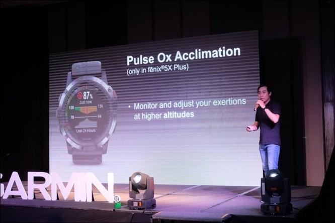 Garmin giới thiệu dòng sản phẩm fenix 5 Plus cao cấp tại Việt Nam, giá từ 19,49 triệu đồng ảnh 4
