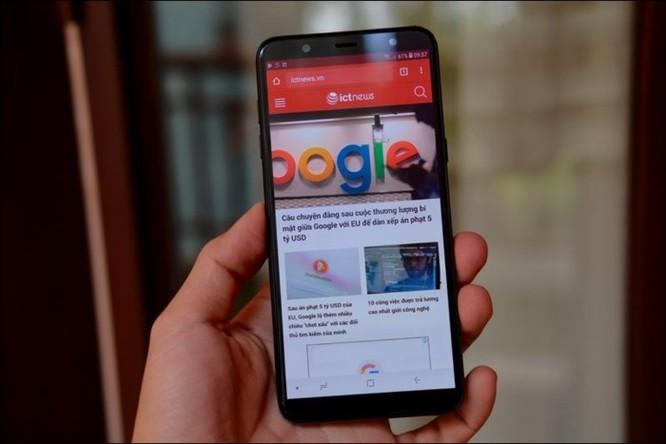 Mở hộp Samsung Galaxy J8 2018, camera kép xóa phông, màn hình tràn viền, giá 7,29 triệu đồng ảnh 9