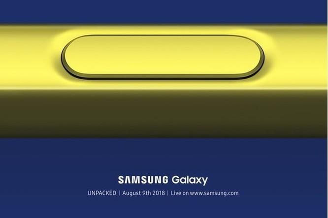 Samsung ca ngợi Galaxy Note 9 trước thềm Unpacked ảnh 1