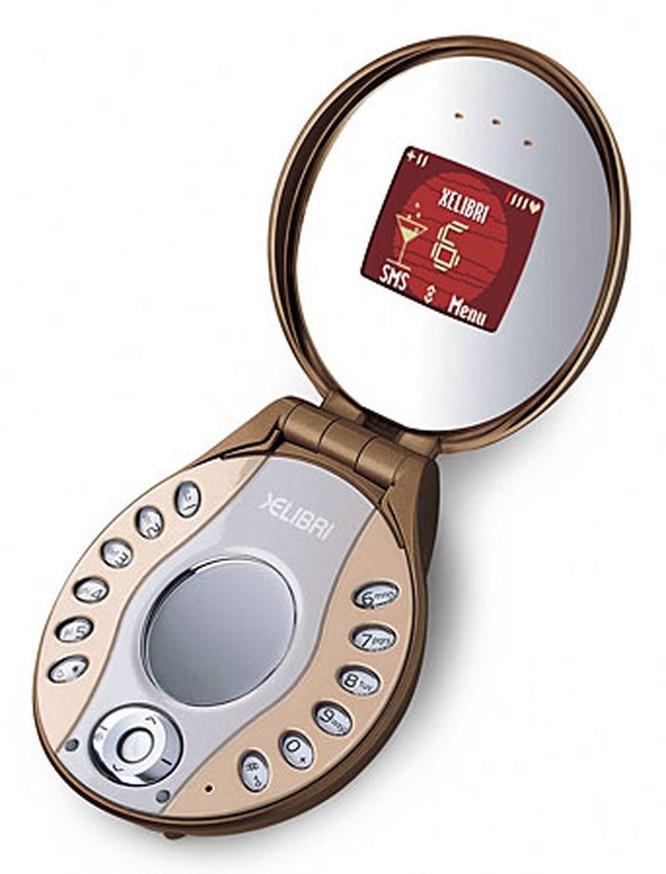 Điểm mặt 10 smartphone xấu xí nhất thế giới ảnh 1