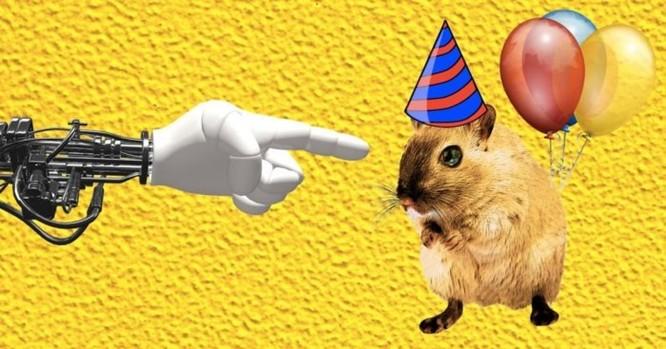 Trí tuệ nhân tạo sẽ 'giải thoát' chuột thí nghiệm trong tương lai ảnh 1
