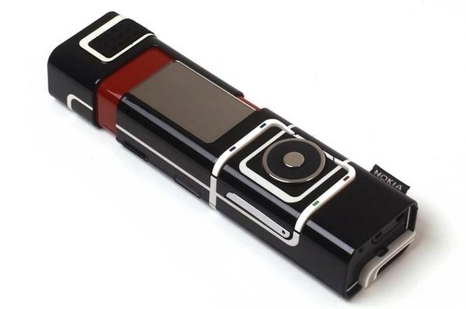 Điểm mặt 10 smartphone xấu xí nhất thế giới ảnh 8