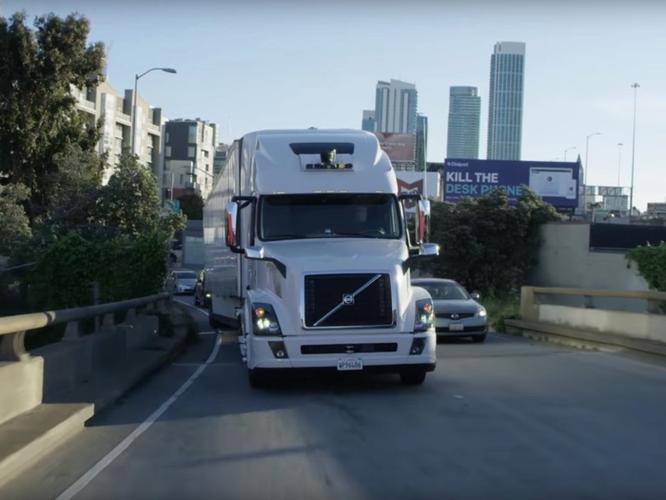 Uber chính thức chấm dứt chương trình xe tải tự lái ảnh 1