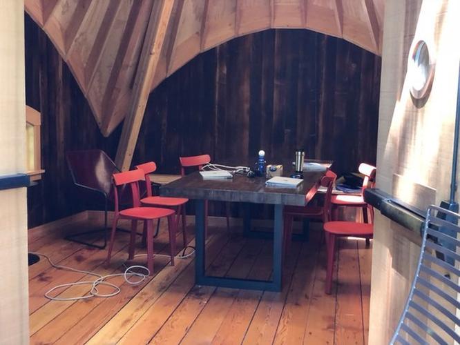 Thăm quan nhà cây Microsoft xây riêng cho nhân viên nghỉ dưỡng ảnh 6