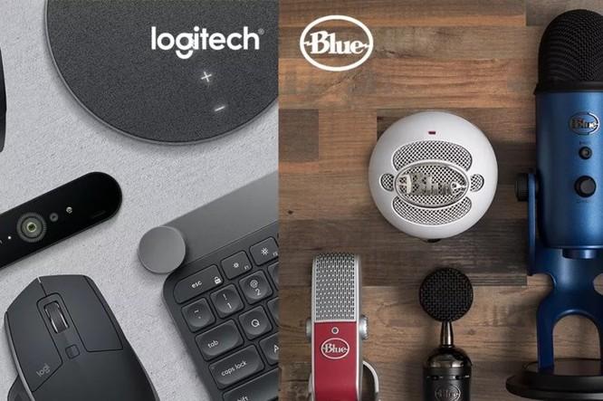 Logitech mua lại Blue Microphones với giá 117 triệu USD ảnh 1