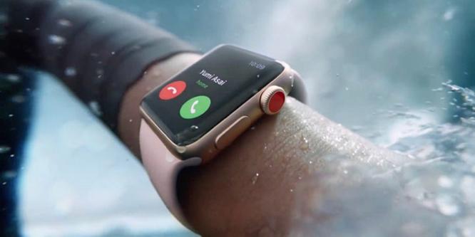 Apple bán được 3,5 triệu smartwatch trong quý 2/2018 ảnh 1
