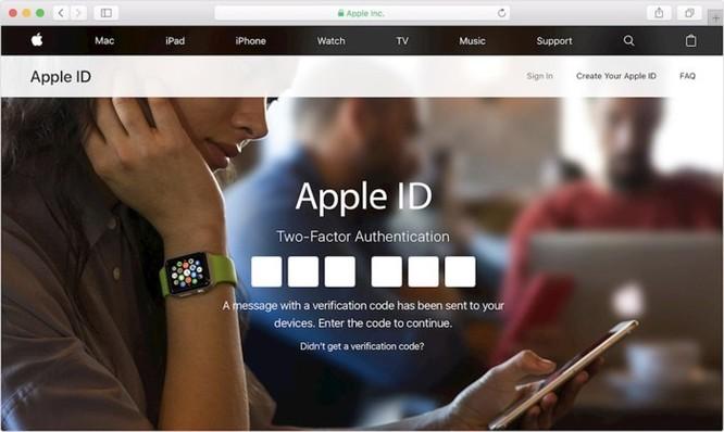 Cách bảo vệ tài khoản Apple ID của bạn khỏi hacker ảnh 1