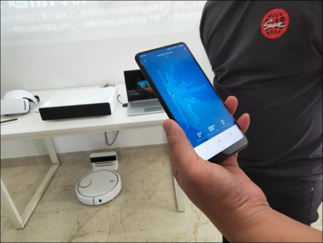 Xiaomi ra mắt máy hút bụi Mi Robot Vacuum, giá 7,29 triệu đồng ảnh 2
