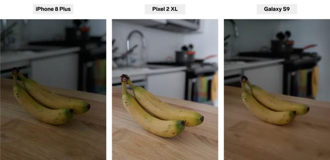 So sánh ảnh chụp trên iPhone 8 Plus, Pixel 2 XL và Galaxy S9 ảnh 4