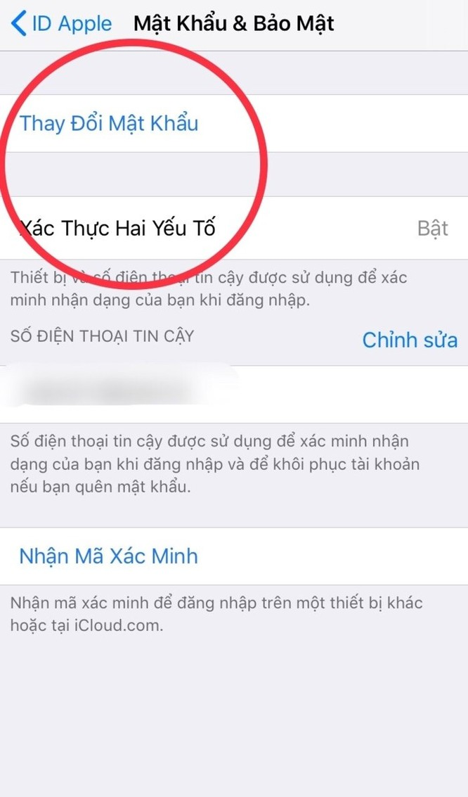 Cách bảo vệ tài khoản Apple ID của bạn khỏi hacker ảnh 4