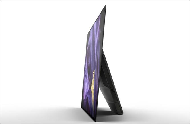 Sony ra mắt TV 4K A9F, dòng cao cấp nhất của hãng từ trước đến nay ảnh 1