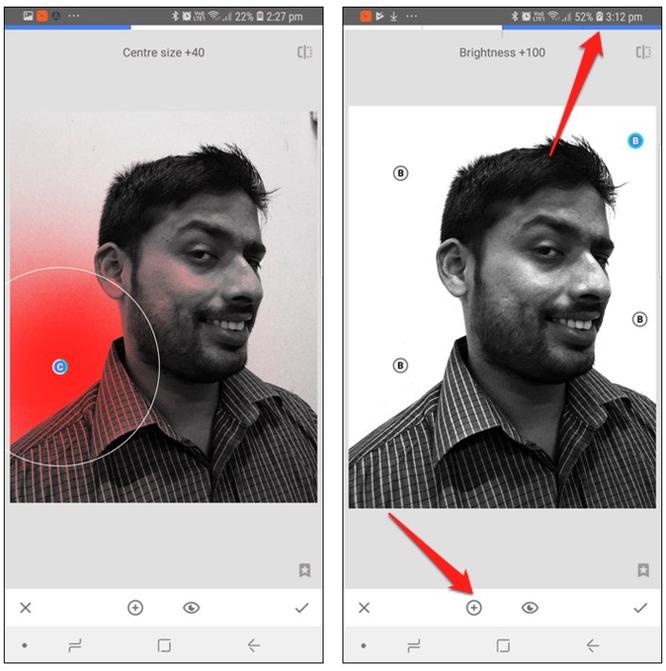 Hướng dẫn tạo hiệu ứng chồng ảnh trong Snapseed ảnh 2
