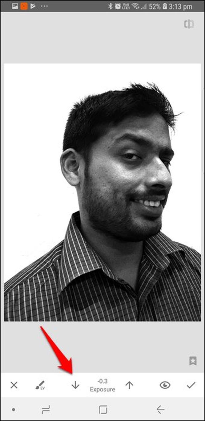 Hướng dẫn tạo hiệu ứng chồng ảnh trong Snapseed ảnh 3