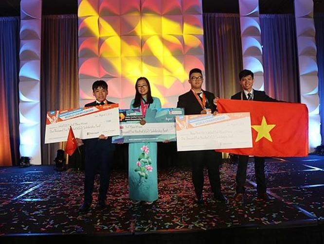 Nữ sinh PTIT giành Huy chương Đồng cuộc thi thiết kế đồ họa thế giới năm 2018 ảnh 1