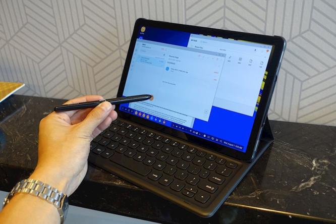 Galaxy Tab S4 chính thức ra mắt: Samsung muốn 'tấn công' vào cả doanh nghiệp lẫn người dùng phổ thông ảnh 7