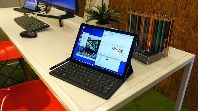 Galaxy Tab S4 chính thức ra mắt: Samsung muốn 'tấn công' vào cả doanh nghiệp lẫn người dùng phổ thông ảnh 9