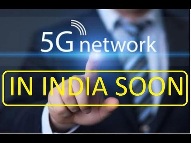 Ấn Độ sắp đấu giá phổ tần cho 5G ảnh 1