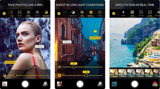 10 ứng dụng sửa ảnh đẹp dành cho iPhone ảnh 10
