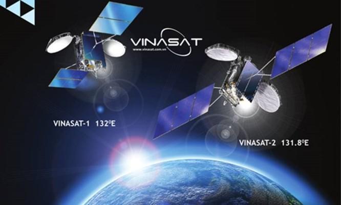 VNPT đầu tư xấp xỉ 560 triệu USD cho 2 quả vệ tinh sau 10 năm đã thu được gì? ảnh 1