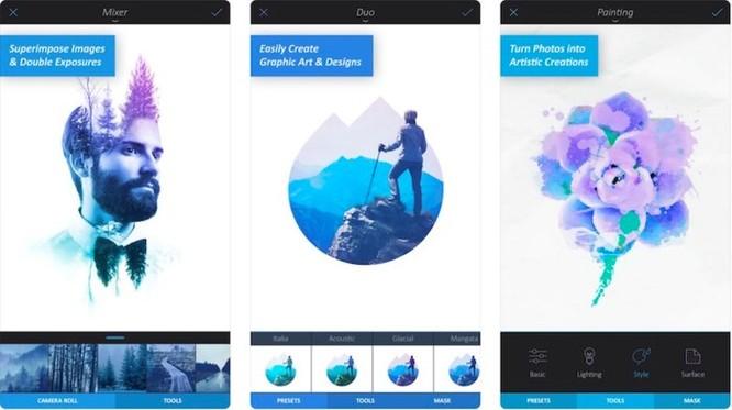 10 ứng dụng sửa ảnh đẹp dành cho iPhone ảnh 1