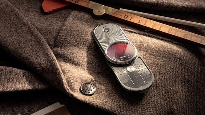 Nhìn lại những chiếc điện thoại Motorola 'lừng lẫy một thời' ảnh 3