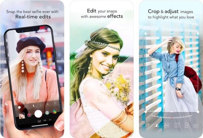 10 ứng dụng sửa ảnh đẹp dành cho iPhone ảnh 5