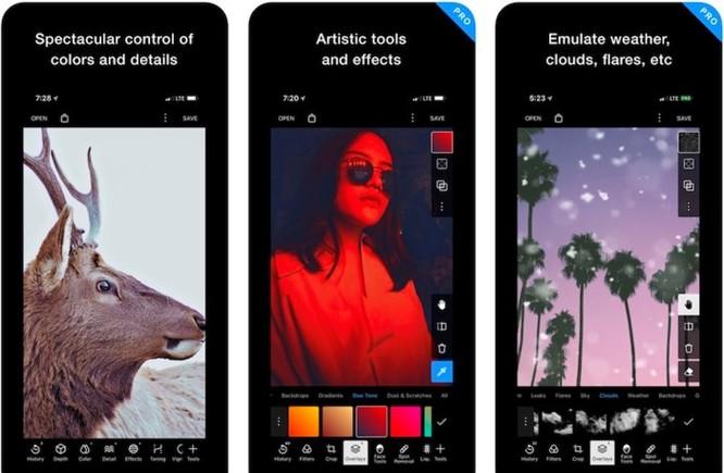 10 ứng dụng sửa ảnh đẹp dành cho iPhone ảnh 6