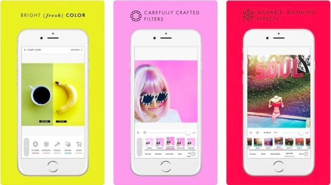10 ứng dụng sửa ảnh đẹp dành cho iPhone ảnh 9