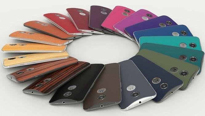 Nhìn lại những chiếc điện thoại Motorola 'lừng lẫy một thời' ảnh 9