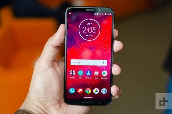 Khám phá smartphone 5G đầu tiên trên thế giới vừa ra mắt ảnh 1
