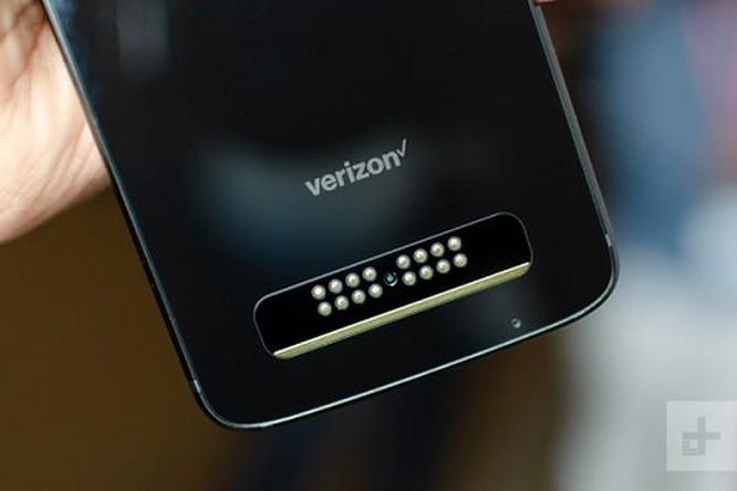 Khám phá smartphone 5G đầu tiên trên thế giới vừa ra mắt ảnh 3