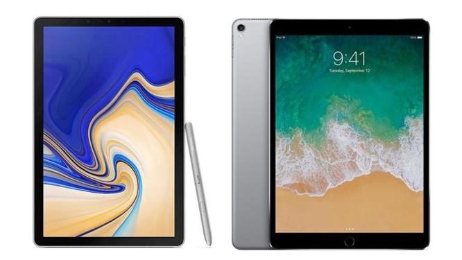 iPad Pro sẽ cần những gì để đánh bại được Galaxy Tab S4? ảnh 1