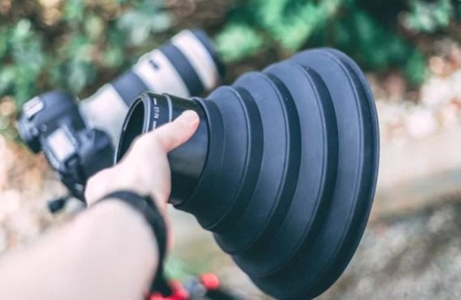 Phụ kiện thú vị này sẽ giúp bạn thoải mái sống ảo khi phải chụp hình qua gương kính ảnh 7