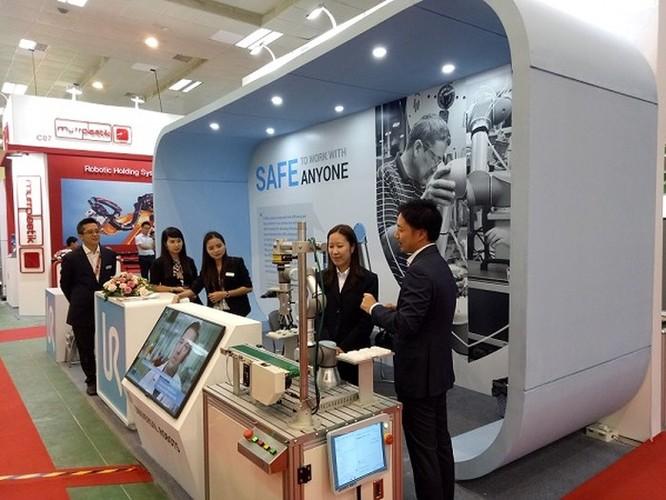 Universal Robots nhắm tới Thị trường Tự động hóa trị giá 184,5 triệu USD tại Việt Nam ảnh 1