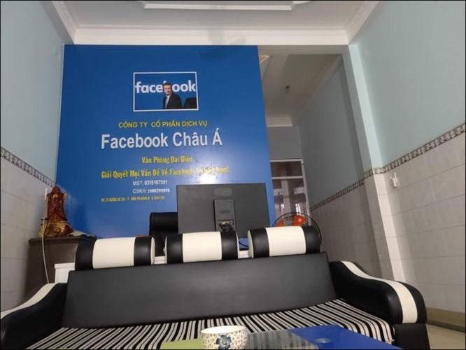 Công ty Facebook Châu Á ở TP.HCM: 'Chúng tôi không liên quan đến Facebook' ảnh 1