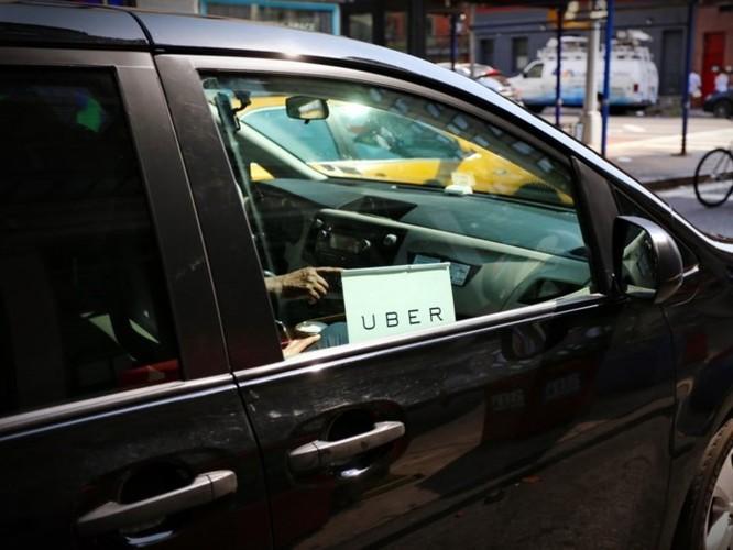 Một thành phố Mỹ quy định trần số xe Uber được hoạt động ảnh 1
