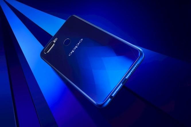 Công nghệ tuyệt vời trên chiếc điện thoại F9 của OPPO ảnh 2