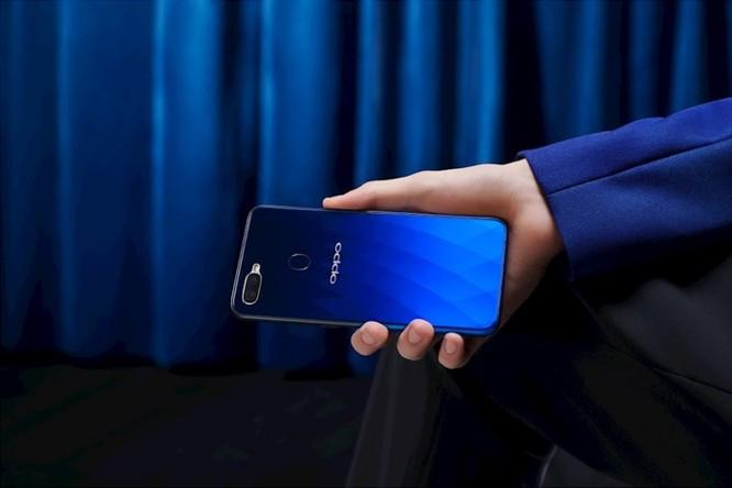 Công nghệ tuyệt vời trên chiếc điện thoại F9 của OPPO ảnh 3