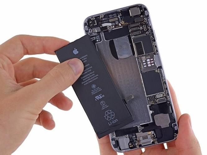 Vì sao iPhone mau hết pin? ảnh 1