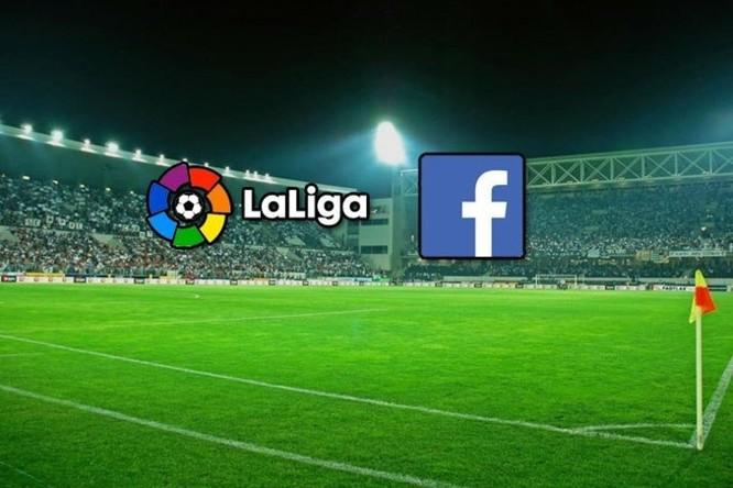 Sau Ngoại hạng Anh, Facebook chiếu La Liga miễn phí ảnh 1