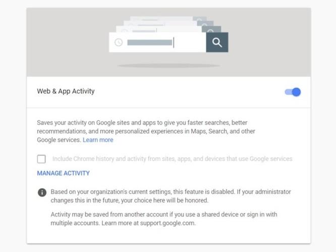 Google đang theo dõi 'nhất cử nhất động' của người dùng? ảnh 3