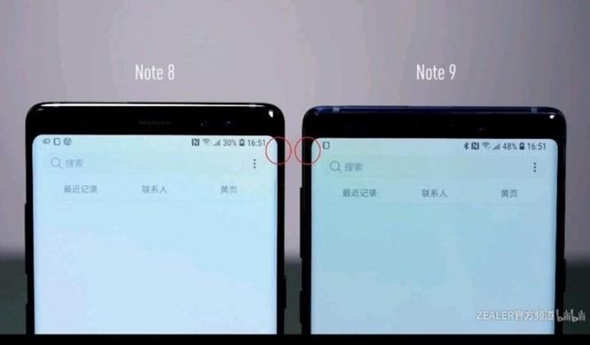 Galaxy Note 9 bất ngờ lộ điểm yếu sau vài phút trải nghiệm đầu tiên ảnh 2