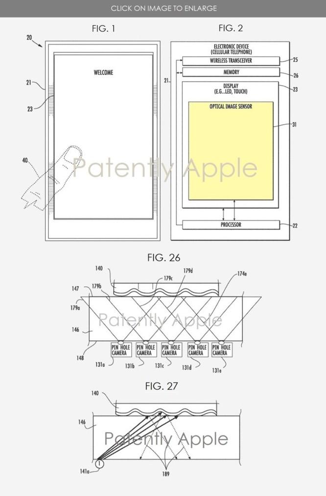 Apple đang 'bí mật' mang Touch ID trở lại iPhone? ảnh 2